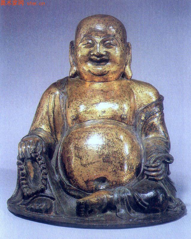 중국에서 미륵불(彌勒佛)의 이미지