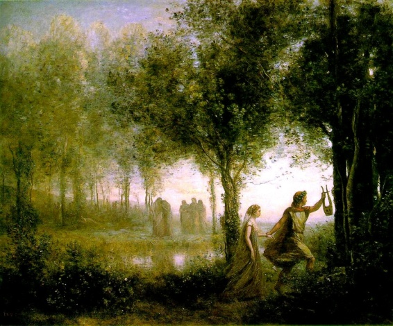 오르페우스와 에우리디케의 사랑 이야기입니다./장영주, 바이올린 연주