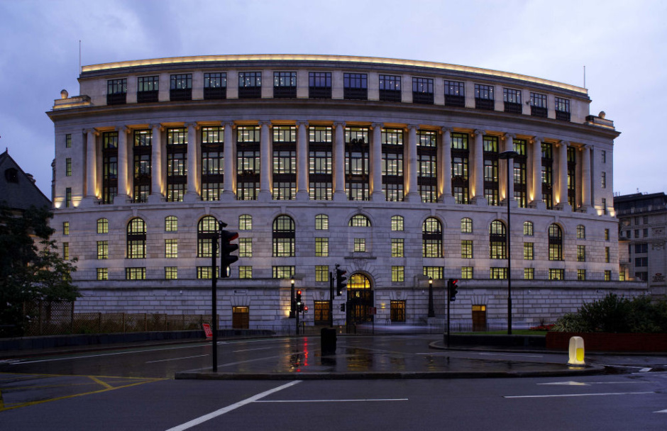 Unilever House 100 Victoria Embankment London United Kingdom