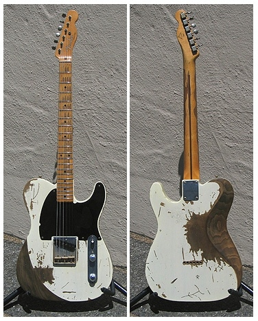 hilfe was tun gegen kratzer auf gitarre gitarren. Black Bedroom Furniture Sets. Home Design Ideas