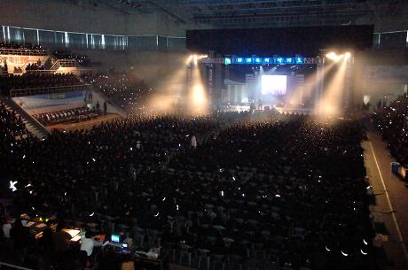 경기경찰청, 도내 全 전,의경 모아 위문공연 개최
