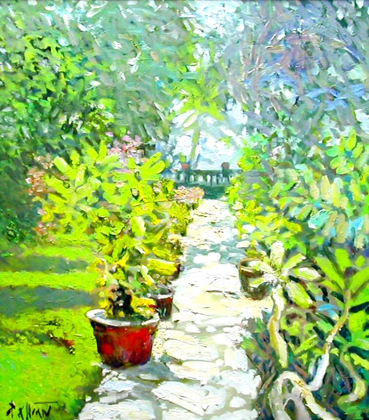 Chaconne/ Secret Garden