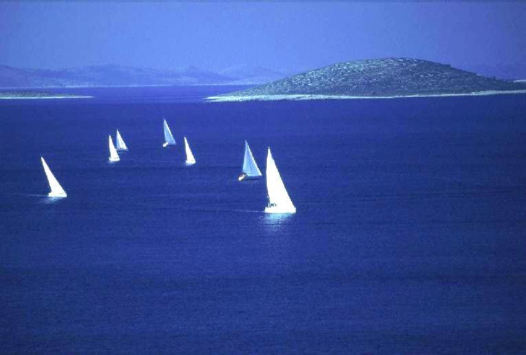 Sailing together/Steve Barakatt